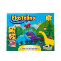 Plastelino - Lumea dinozaurilor de plastilina