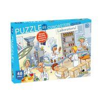 Puzzle Noriel - Laboratorul