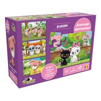 Puzzle Noriel - Animale domestice NOR4017