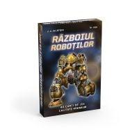 NOR4499_001w Pachet Carti de joc Noriel - Razboiul Robotilor