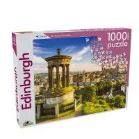 NOR5380_001w Puzzle Noriel - Din lumea intreaga - Edinburgh, 1000 Piese