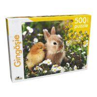 NOR5724_001w Puzzle clasic Noriel - Gigansie, 500 piese