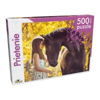 NOR5731_001w Puzzle clasic Noriel - Prietenie, 500 piese