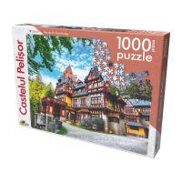 NOR5755_001w Puzzle clasic Noriel - Castelul Pelisor, 1000 piese