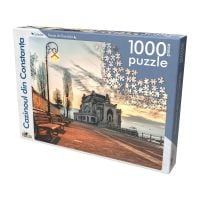 NOR5762_001w Puzzle clasic Noriel - Cazinoul din Constanta, 100 piese
