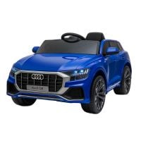 OC11877-2R-BLU_001w Masinuta electrica Audi Q8, Albastru