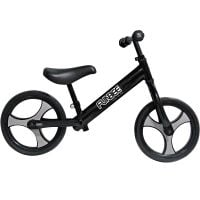 OFUN274_001w Bicicleta vintage fara pedale Funbee, Negru, 12 inch