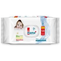OK-2466_001w Servetele umede pentru bebelusi Ok Mama, 120 buc