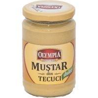OLY_MUST_314_D_6_001w Mustar dulce din Tecuci Olympia, 300 gr