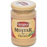 OLY_MUST_314_I_6_001w Mustar iute din Tecuci Olympia, 300 g