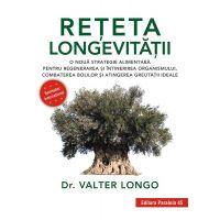 Reteta longevitatii, Dr. Valter Longo