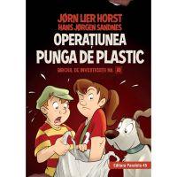 Biroul de investigatii nr. 2. Operatiunea punga de plastic, Jorn Lier Horst, Hans Jorgen Sandnes