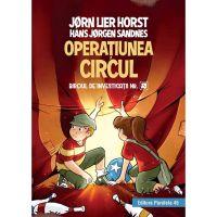 Biroul de investigatii nr. 2. Operatiunea circul, Jorn Lier Horst, Hans Jorgen Sandnes