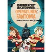 Biroul de investigatii nr. 2. Operatiunea fantoma, Jorn Lier Horst, Hans Jorgen Sandnes