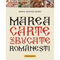 Marea carte de bucate romanesti, Maria Cristea Soimu