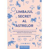 Limbajul secret al astrelor, Gary Goldschneider
