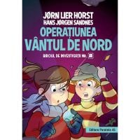 Biroul de investigatii nr. 2. Operatiunea vantul de Nord, Jorn Lier Horst, Hans Jorgen Sandnes