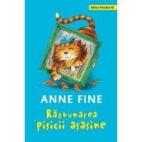 Razbunarea pisicii asasine, Anne Fine
