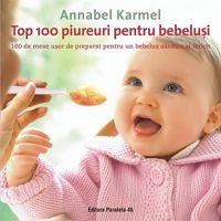 Top 100 piureuri pentru bebelusi, Annabel Karmel