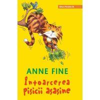 Intoarcerea pisicii asasine, Anne Fine