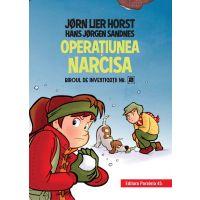 Biroul de investigatii nr. 2. Narcisa, Jorn Lier Horst, Hans Jorgen Sandnes
