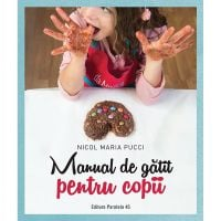 Manual de gatit pentru copii, Nicol Maria Pucci