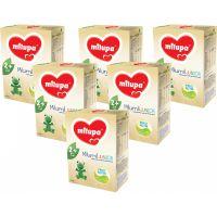 PACK05_001w Lapte praf Milupa Milumil Junior 2+, 6 pachete x 600 g