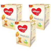 PACK07_001w Lapte praf Milupa Milumil Junior 1+, 3 pachete x 1200 g