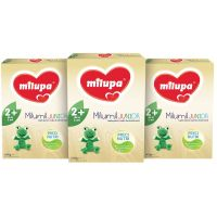 PACK59_001w Lapte praf Milupa Milumil Junior 2+, 3 pachete x 600 g