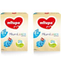 PACK60_001w Lapte praf Milupa Milumil Junior 3+, 2 pachete x 600 g