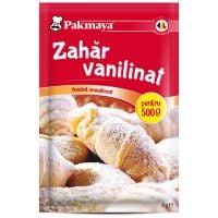 PAK06_001w Cutie Zahar vanilinat Pakmaya 8g x 40 pliculete