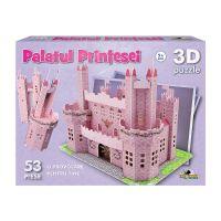 Puzzle 3D Noriel - Cetatea printesei`