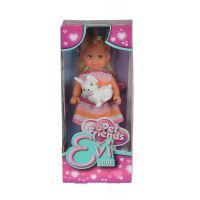 Papusa Evi Love cu iepuras, 12 cm