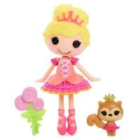 Papusa Lalaloopsy Minis Colectia Veseliei - Allegra Leaps 'N' Bounds