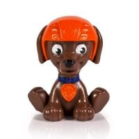 Paw Patrol - Mini Figurina Zuma, 4 cm