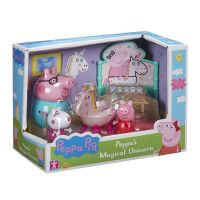 PEP07171_001w Set figurine Peppa Pig, Magical unicorn