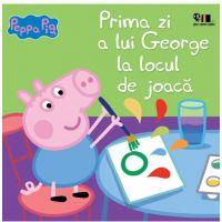Peppa Pig:Prima zi a lui George la locul de joaca, Neville Astley si Mark Baker