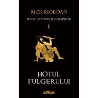 Percy Jackson 1: Hotul fulgerului, Rick Riordan