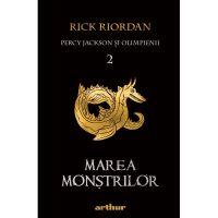Percy Jackson 2: Marea Monstrilor, Rick Riordan
