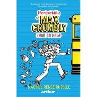 PX556_001w Peripetiile lui Max Crumbly I: Eroul din dulap, Rachel Renée Russell