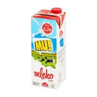 PF69633_001 Lapte Mleko Mu, UHT, 3.2%, 1 l