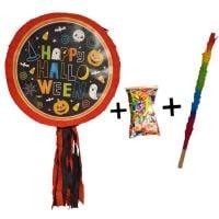 Pinata cu bat si confetti Happy Hallowen, PinaStar