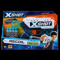 Pistol cu gloante X-Shot Excel Pulse (8 darts) 36184