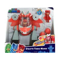PJ95505 95507 OWLETTE Figurina Pj Masks Turbo Mover, Owlette 95507