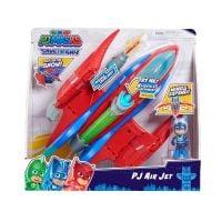 PJ95810_001w Set de joaca cu figurina Pj Masks Air Jet, Catboy