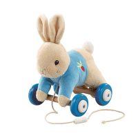 PO1235_001w Jucarie de plus cu roti Peter Rabbit