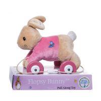 PO1316_001w Jucarie de plus cu roti Flopsy Rabbit