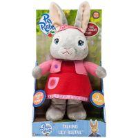 PO1573_001w Jucarie de plus interactiva Lily Bobtail, Peter Rabbit, 24 cm
