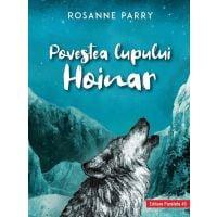 Povestea lupului hoinar, Rosanne Parry