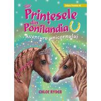 Printesele din Ponilandia. Aventura unicornului, Chloe Ryder